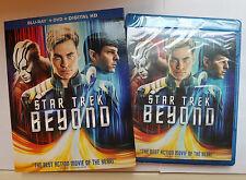 Star Trek Beyond (Blu-ray +DVD +Slip Cover) A U.S. release DIGITAL COPY REMOVED!