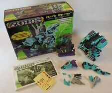 Zoids Dark Spiner 060 Motorized Robot Partially Assembled (Incomplete) Hasbro