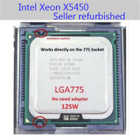 Intel Xeon X5450 3.0GHz Quad-core CPU Processor Socket T LGA775 1333MHz ARMG