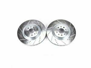 For 2015-2021 Ram ProMaster City Brake Rotor Set Front Power Stop 31228QX 2016