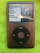 APPLE IPOD CLASSIC 160GB 7TH GENERATION FULL OF MUSIC WITH 23,011 SONGS