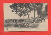 Campagne 1914 - Bataille de la MARNE - Un bivouac à VERTUS   (4883)