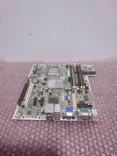 HP Compaq DC5800 SFF Motherboard LGA775 DDR2 461536-001 w Intel E8300 SLAPN 4GB