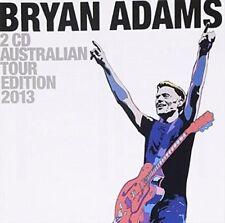Bryan Adams 2 CD Australian Tour Edition 2013 His Greatest Hits 2cd