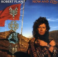 Robert Plant - Now & Zen [New CD] Bonus Tracks, Rmst
