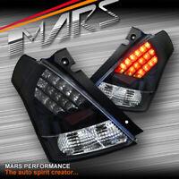 Black LED Tail Lights for SUZUKI SWIFT Hatch Back 2004-2011 & SPORTS Taillight