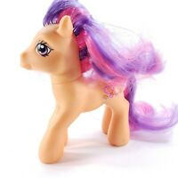 2007 Hasbro G3 Gen3 My Little Pony Scootaloo Scootin' Along Butterfly Figure Toy