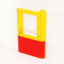 Lego Zug Tür Train Door Gelb Rot Yellow Red Rechts no window 4182 7735 7740 Z90