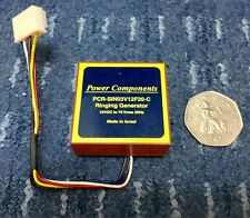 Converter Ringer / Ringing Voltage Generator PCR-SIN03V12F20-C.  9-12v DC