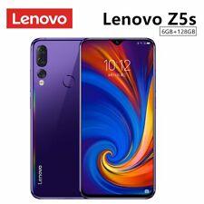 "Lenovo Z5S Smartphone 6GB RAM 128GB ROM  6,3"" AI Triple Cámara Trasera 3300mAh"