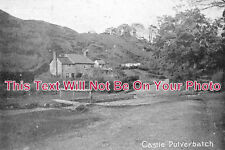 SH 20 - Castle Pulverbatch, Shropshire c1911 - 6x4 Photo