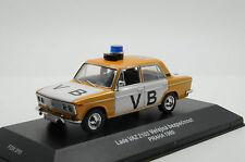 RARE !!  Lada Vaz 2103 VB Police 1980 IST FoxToys IXO 1/43 Fox010 Lim 999pcs
