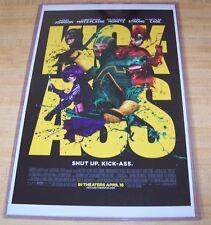 Kick-Ass 11X17 Original Movie Poster