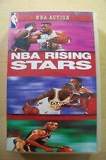 NBA RISING STARS - SHAQUILLE O NEAL - LARRY JOHNSON SHAWN KEMP- RARITÄT - VHS