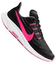 Nike AIR ZOOM PEGASUS 36 UK 5.5 EU 38.5 Girls  Women's Pink Black GS Running