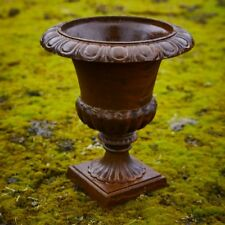 The Heritage Osborne Urn Planter/Cast Iron/Flower Pot/Home and Garden
