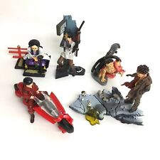 K&M Akira Mini Vignette Figure 2nd 5pcs Set Kaiyodo Japan