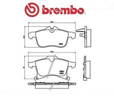 P59045 Kit pastiglie freno, Freno a disco (MARCA-BREMBO)