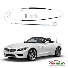 BMW Z4 Roadster Coupe Kit De Reparación Regulador de Ventana Eléctrica Delantero Derecho Nuevo