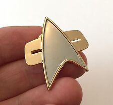 Mini-Version of Star Trek DS9/Voyager Communicator Pin