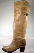 FRYE Jane Tall Cuff OTK Riding Boots Women's US 8  77594