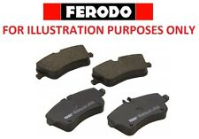 NEW FERODO SET OF FRONT BRAKE PADS FOR FORD S-MAX FDB1897