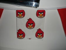 ANGRY BIRD  boy girls party bedroom bunting wall hanging 5 FLAGS