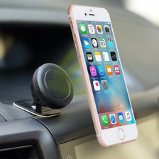 Universal 360° Stick on Dashboard Magnetic Car Mount Holder for GPS Mobile Phone