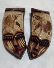 african art sculptures handmade from Ghana