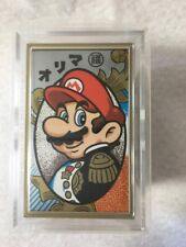 Nintendo Mario Hanafuda (Japanese playing cards) Red Color KRT-Z-NMHR