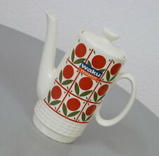Waku Ceramica Brocca Caffè Brocca refrattario 0,8 LITRI VINTAGE 50er anni come nuovo