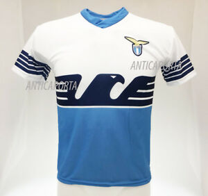 Trikot Lazio ROM Neutra 2019 Anzahl 17 Prodotto Ufficiale SS Lazio Home Adler