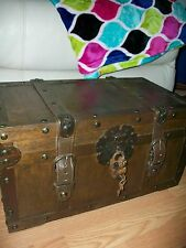 HandCrafted Rustic, Western, Hope Chest, Trunk