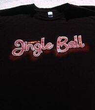 2010 KIIS Jingle Ball LARGE concert T-SHIRT katy perry enrique iglesias nelly