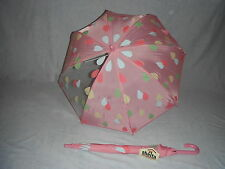 Shelta Childrens Umbrella -  1235 Birdcage Raindrop print
