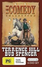 Terrence Hill & Bud Spencer - The Comedy Collection (DVD, 2011, 6-Disc Set)