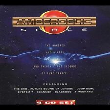 Amberdelic Space by Various Artists (CD, Mar-1997, 4 Discs, Cleopatra)