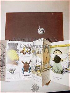 ARTE LIBRO D'ARTISTA - GEORGE CRUIKSHANK 1974 Catalogo + Pieghevole Mal di Denti