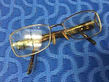 fbf73c0726 Womens Furla Eyeglasses Narciso VU234J Tortoise Shell Plastic Frame 54-17  135mm