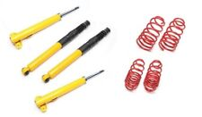 sport suspension lowering kit springs shock absorber Mercedes Benz W124 E-Class