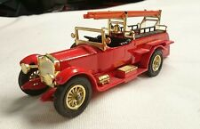 MATCHBOX Y6 1920 ROLLS ROYCE FIRE ENGINE MADE IN ENGLAND VINTAGE LOOSE
