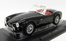 Norev 1/18 Scale Model Car 182754 - 1963 AC Cobra 289 - Black