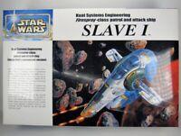 Fine Molds 1/72 STAR WARS SLAVE I Jango Fett's customized version (SW-4)