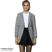 Plaids & Checks Dry-clean Only Regular Size Coats, Jackets & Vests for Women