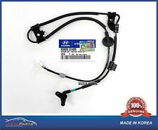 GENUINE For 05-10 Tucson Sportage 4WD ABS SPEED SENSOR Rear Left OEM 95680-2E400