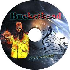 Buckethead Bass & Tab CD Tablaturas de guitarra Greatest Hits Lo Mejor De La Música Rock