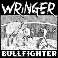WRINGER - BULLFIGHTER LP colour vinyl, lookout records, green day