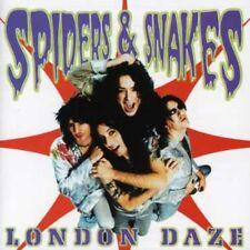 Spiders & Snakes - London Daze [New CD]
