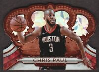 2018-19 Crown Royale Basketball Crystal #110 Chris Paul /99