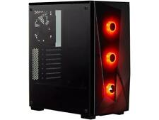 CORSAIR Carbide Series SPEC-DELTA RGB Tempered Glass Mid-Tower ATX Gaming Case,
